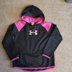 Under armour cold gear youth large sweatshirt
